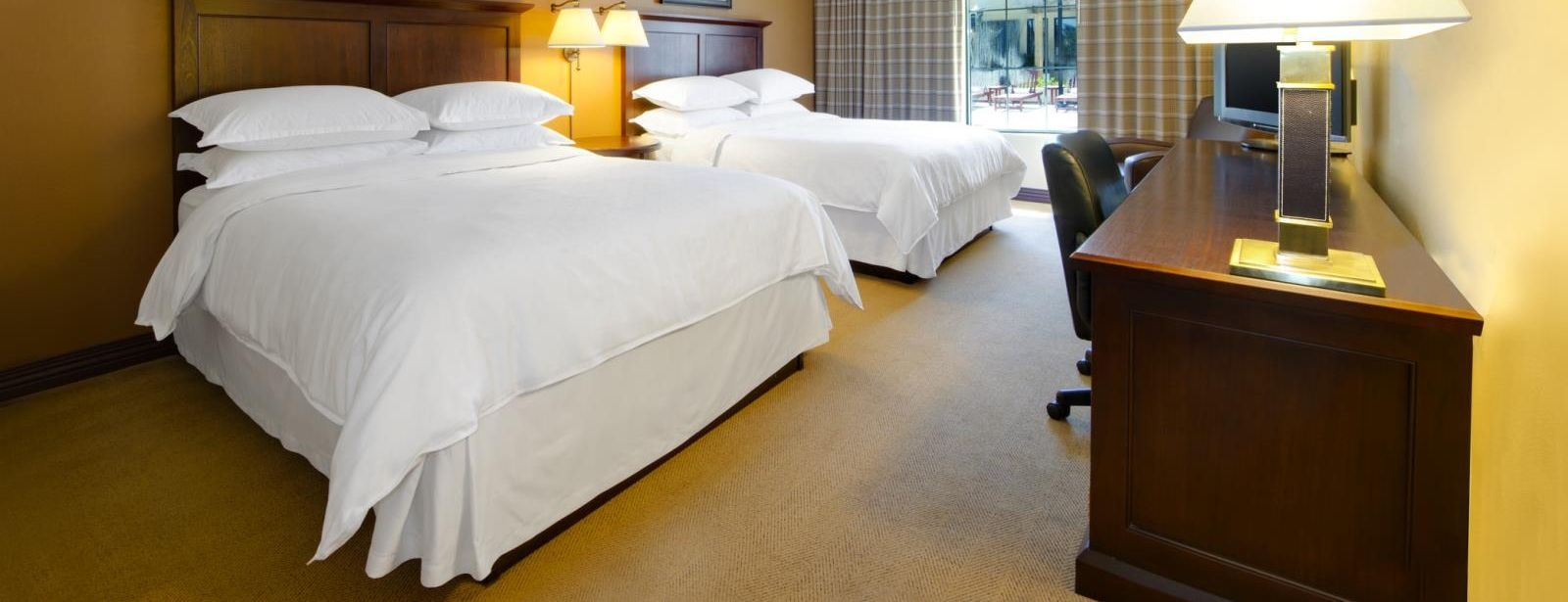 Sheraton Club Guest Room | Sheraton Atlanta Perimeter North